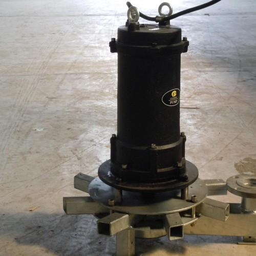 Submersible Centrifugal Aerator Qxbl