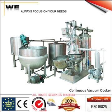 Sugar Continuous Vacuum Cooker