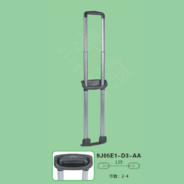Suitcase Parts Telescopic Handle