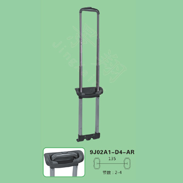 Suitcase Trolley Parts Pull Handle