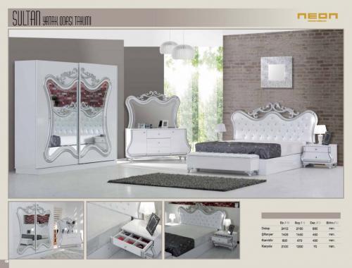 Sultan Bedroom Set Home Furniture
