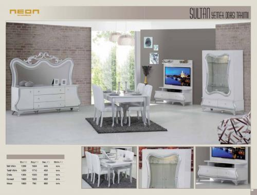 Sultan Dining Room Set Home Furniture