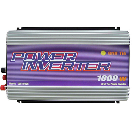 Sun Gold Power 1000w Grid Tie Inverter For Wind System Ac Input 22v 60v