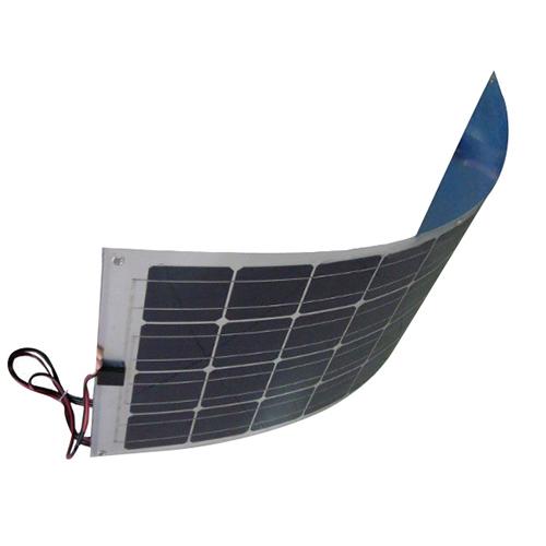 Sun Gold Power 100w Mono Crystalline Semi Flexible Solar Panel