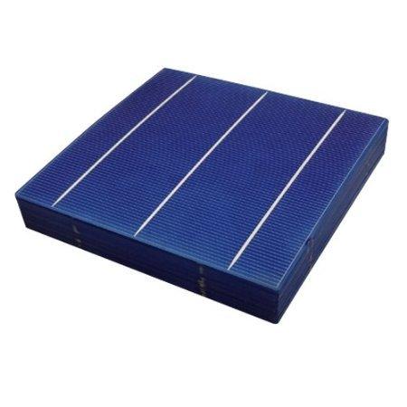 Sun Gold Power 200pcs 156x156 Polycrystalline Solar Cell Panel 3 8w Busbar