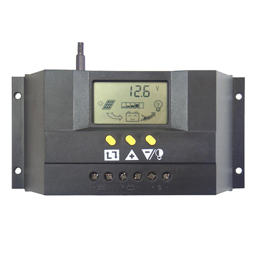 Sun Gold Power 30a Pwm Lcd Display Solar Charge Controller 12v 24v Automati