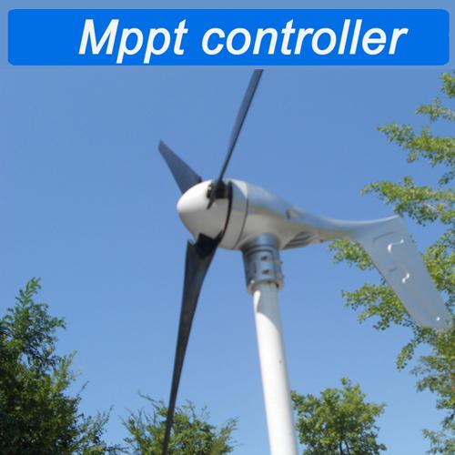 Sun Gold Power 400w 12v 24v 48v Wind Turbine Generator Built In Mppt Contro