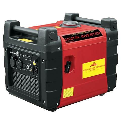 Sun Gold Power 4kw Portable Silent Petrol Digital Inverter Generator
