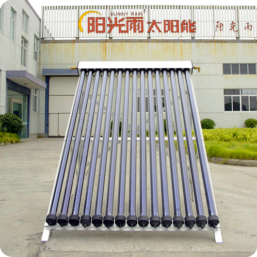 Sunnyrain Heat Pipe Solar Collector