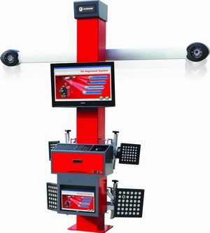Sunshine 3d Wheel Alignment