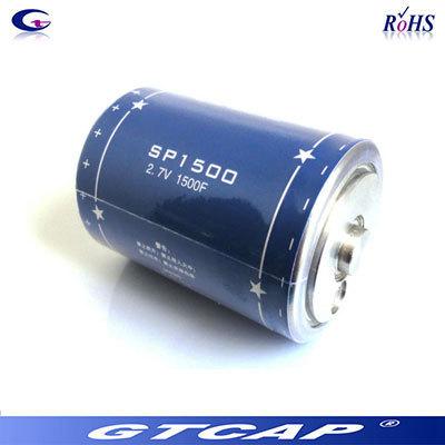 Super Capacitor Farad Capacitors Power