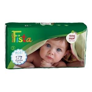 Super Fista Baby Diaper