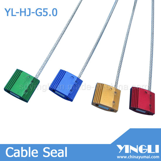 Super High Security Cable Seal 5 0mm Yl Hj G5 0