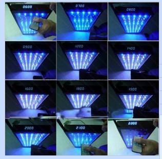 Super Professional Reef Coral Led Aquarium Lights 48 3w 36 Etc Make Your Gr