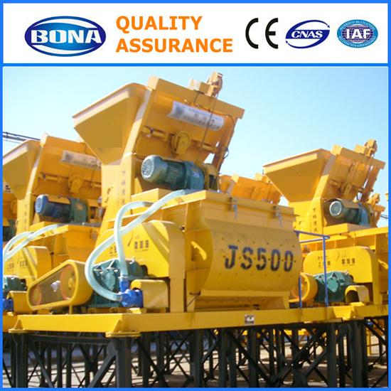 Superfine Quality Self Loading Js1500 Concrete Mixer