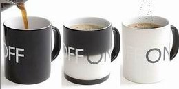 Supply Color Changing Coffee Mug Promotion