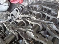 Supply Komatsu Excavator Pc300 7 Track Link Assy Shoe