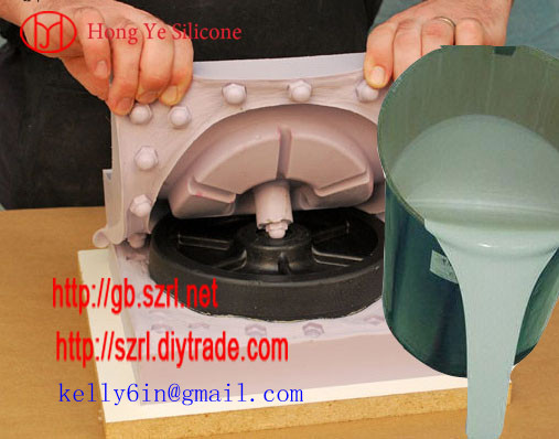 Supply Mold Making Silicone Rubber