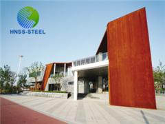 Supply S Ten1 Ten2 09crcusb Corten Steel Sheet
