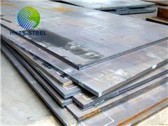 Supply S355j0wp S355j2w S355j2wp Corten Steel Plate
