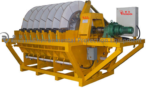 Supply Vacuum Filter Which Used In Mining Processing Equipment