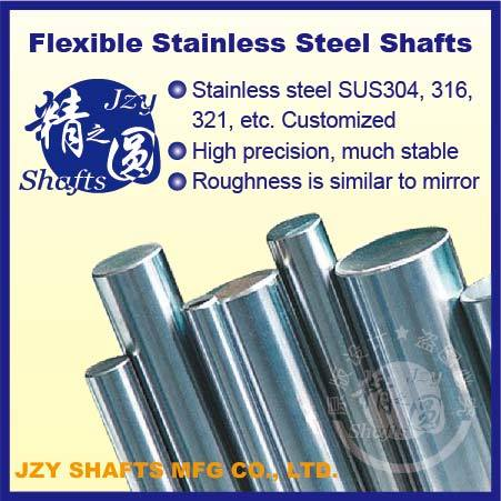 Sus300 Stainless Steel Round Bar G6 H6 Standard Surface Roughness 0 05 Simi