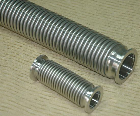 Sus304 Metal Vacuum Hose