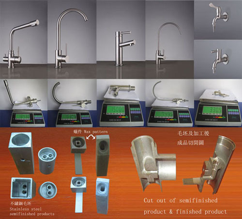 Sus304 Stainless Steel Faucet