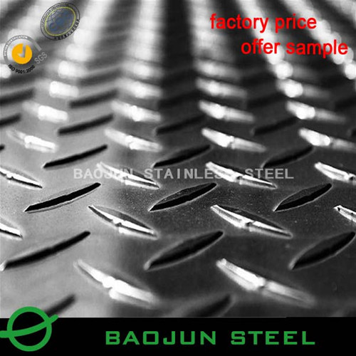 Sus316l Decorative Embossed Stainless Steel Sheets