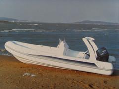 Svr 620 Rib Hypalon Boat