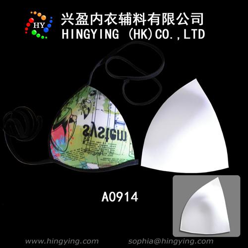Swimwear Triangle Foam Cup A0914
