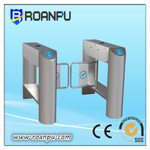 Swing Barrier Gate Support Rfid And Tcp Ip