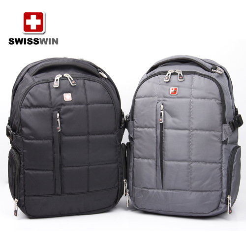Swisswin Army Knife Travle Business Simple Shoulder Bag Computer Backpack S