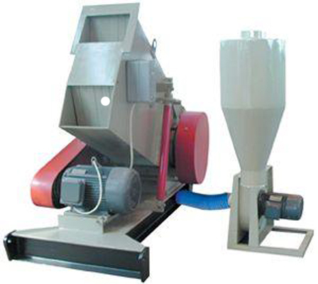 Swp 400 Pvc Plastic Pipe Crusher B Type