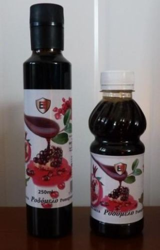Syrups Pomegranate Syrup