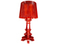 Table Lamp With Acrylic Shade And Base It 100b