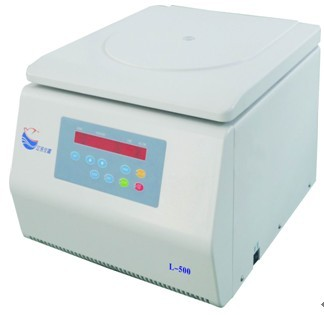 Tabletop Low Speed Centrifuge L 500