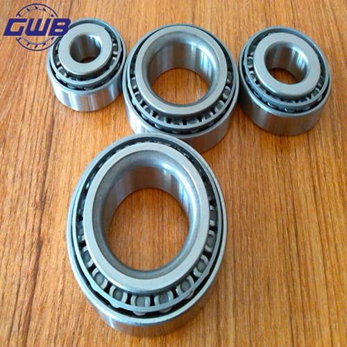 Taper Roller Bearing Use Gcr15 Or Carbon Steer