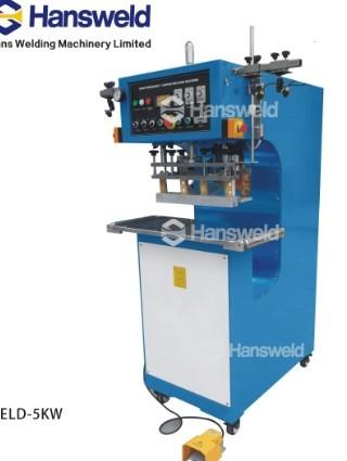 Tarpaulin Welding Machine Weld 5kw 350