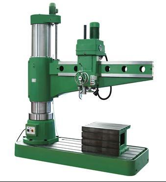 Tc Series Radial Drilling Machine