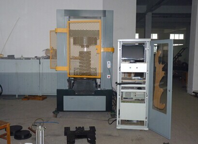 Tcd C 200kn Computer Controlled Spring Testing Machine