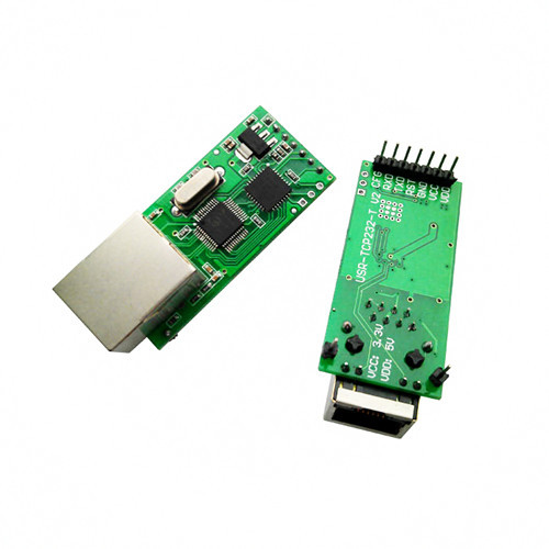 Tcp Ip To Serial Ttl Module With Free Software