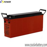 Telecom Battery Front Access Terminal Communication 12v100a