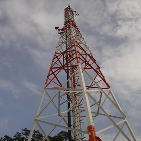 Telecommunication Steel Tower
