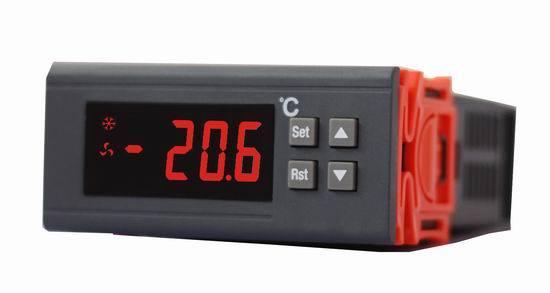 Temperature Controller Rc 210m