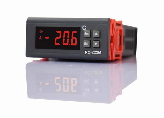 Temperature Controller Rc 222m