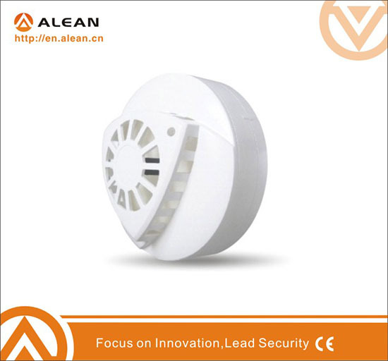 Temperature Sensor For Alarm Security System