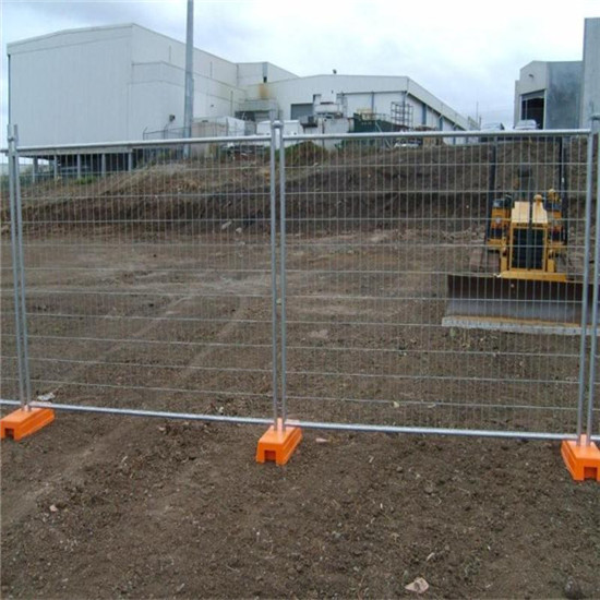 Temporary Fence Mesh In Canada Factory
