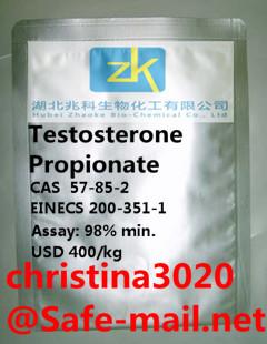 Testosterone Propionate Cas 57 85 2 Hormone