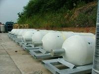 Tetrafluoromethane Mixed Gas